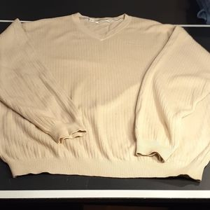 NWOT Men Sweater CUTTER AND BUCK XXXL